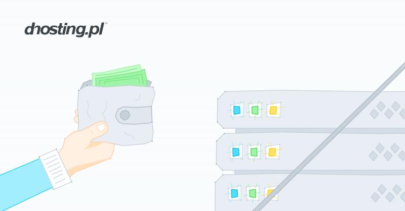 Klienci często przepłacają za VPS czy serwery dedykowane.