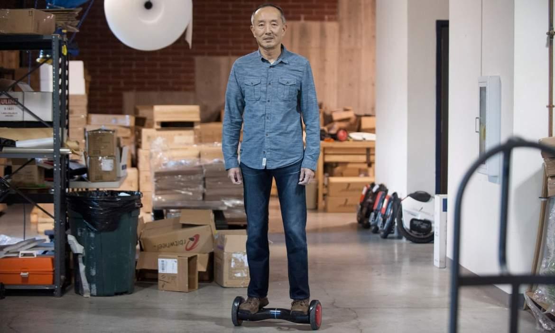 Shane Chen i jego wynalazek