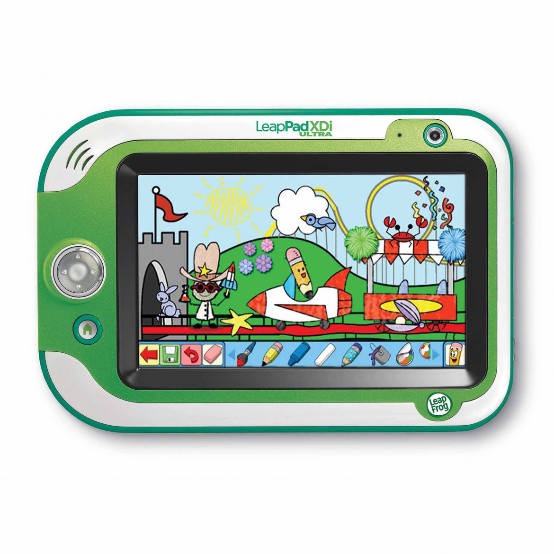 Tablety dla dzieci - LeapPad 3 i LeapPadem Ultra XDi
