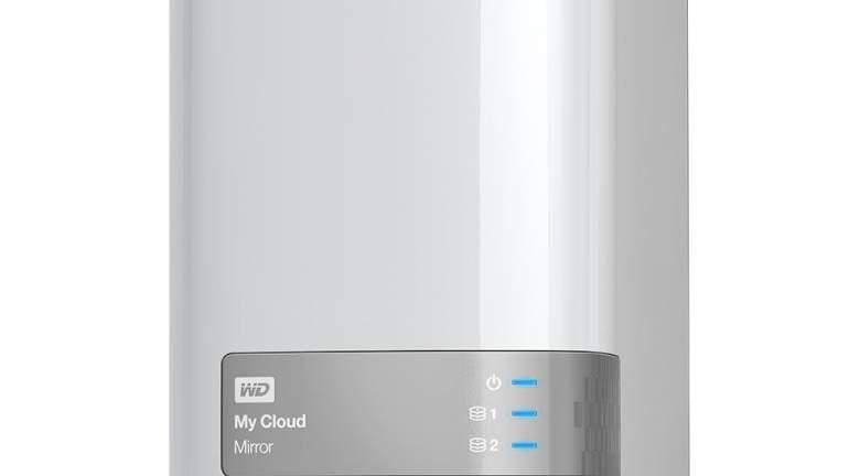 WD My Cloud Mirror 4TB
