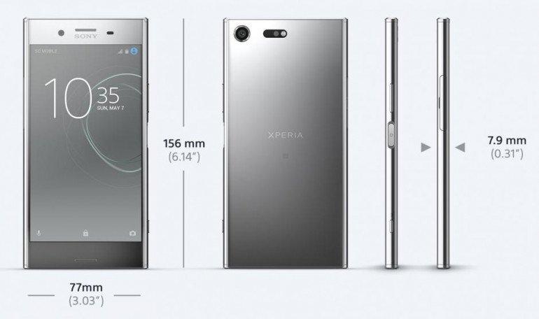 Test Sony Xperia XZ Premium