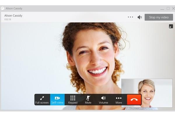 Cisco Jabber to przykład aplikacji zoptymalizowanej pod kątem wykorzystania urządzeniach mobilnych