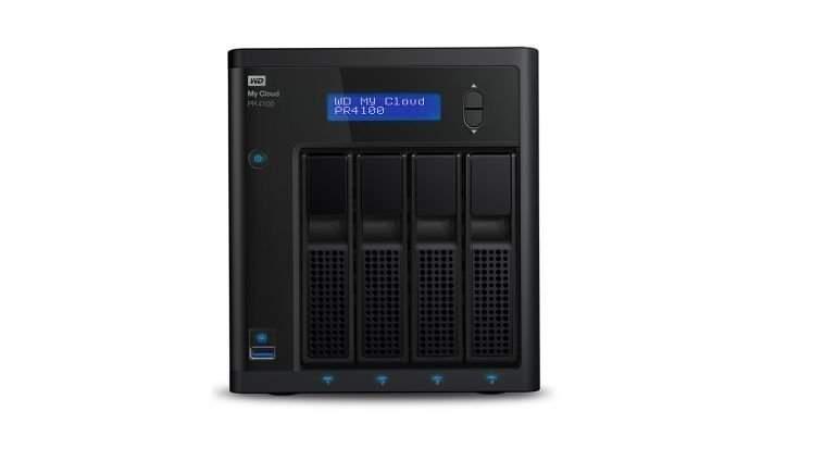 WD Cloud Pro Series PR4100 0TB