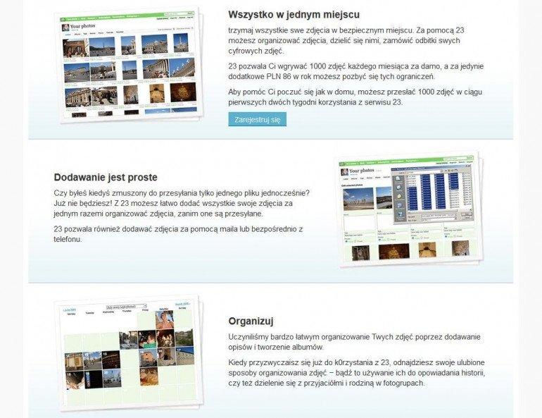 Hosting zdjęć - gdzie upload'ować zdjęcia?