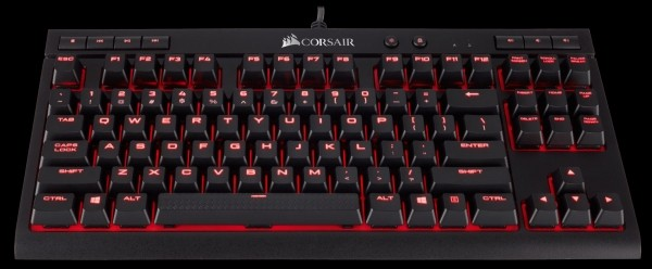 Test klawiatury Corsair K63: król minimalizmu dla gracza
