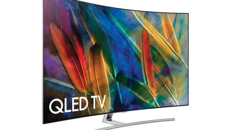 Samsung QLED TV Q7C 55