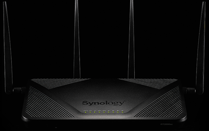 Synology RT2600ac