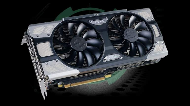 EVGA GTX 1070 Ti SC Black Edition