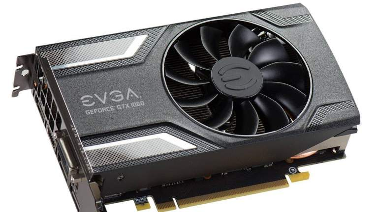 EVGA GeForce GTX 1060