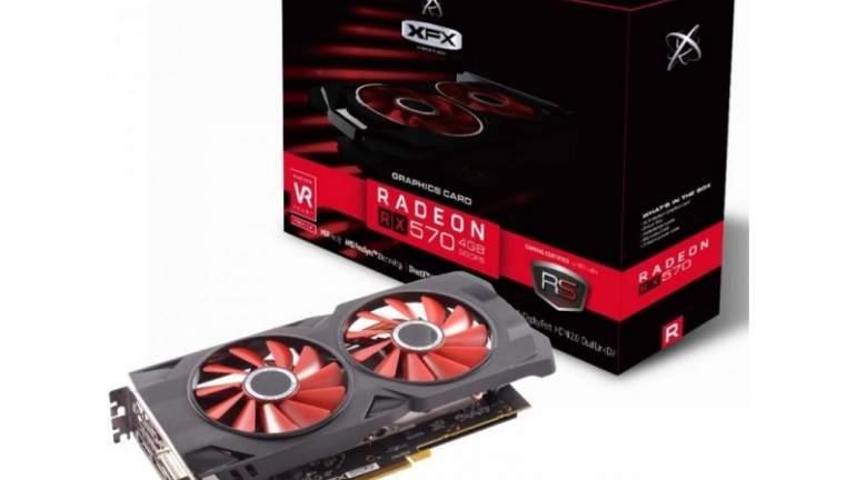 AMD Radeon RX 570 RS Black