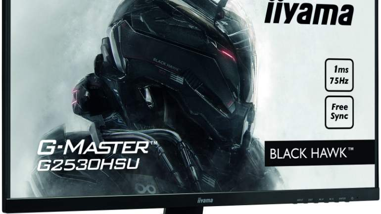 iiyama G-Master Black Hawk G2530HSU