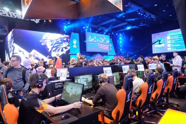 Intel Extreme Masters 2018