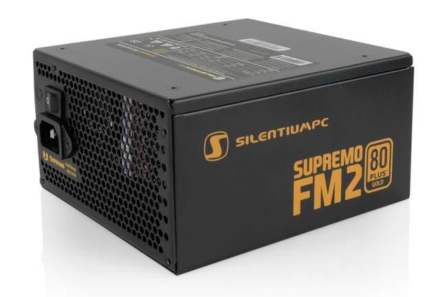 Silentium Supremo FM2 Gold 650W