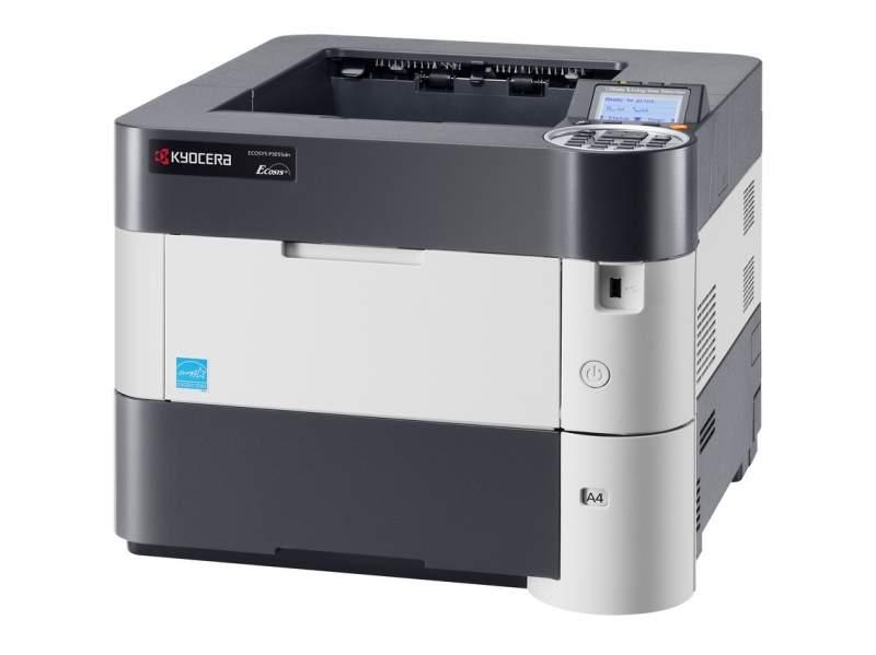 Laserowa drukarka Kyocera P3045dn, którą na potrzeby tego artykułu rozmontowaliśmy na części.