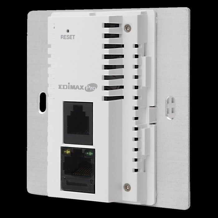 Punkt dostępowy Wi-Fi Edimax Pro zgodny ze standardem 802.11ac umożliwia rozszerzenie zasięgu sieci Wi-Fi.