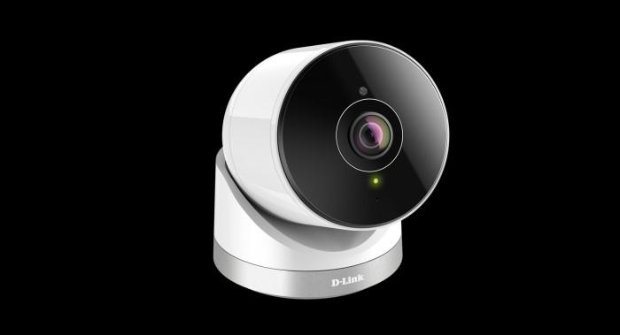 Panoramiczna zewnętrzna sieciowa kamera Wi-Fi z obiektywem Full HD D-Link DCS-2670L to urządzenie umożliwiające stworzenie systemu monitoringu.