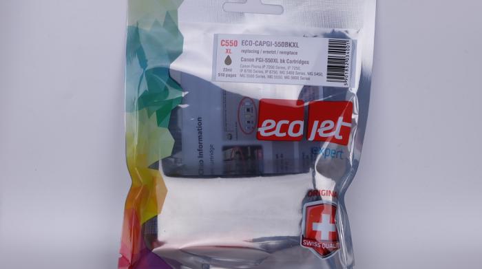 eco jet ECO-CACLI-551 / ECO-CAPGI-550