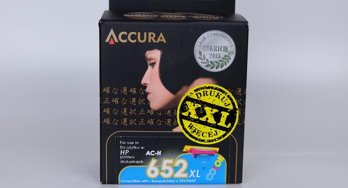 Accura AC-H652BXL / AC-H652CXL