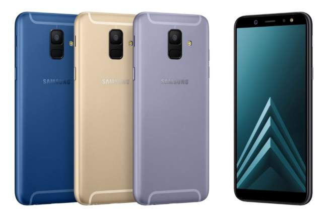 Samsung Galaxy A6+ A605F