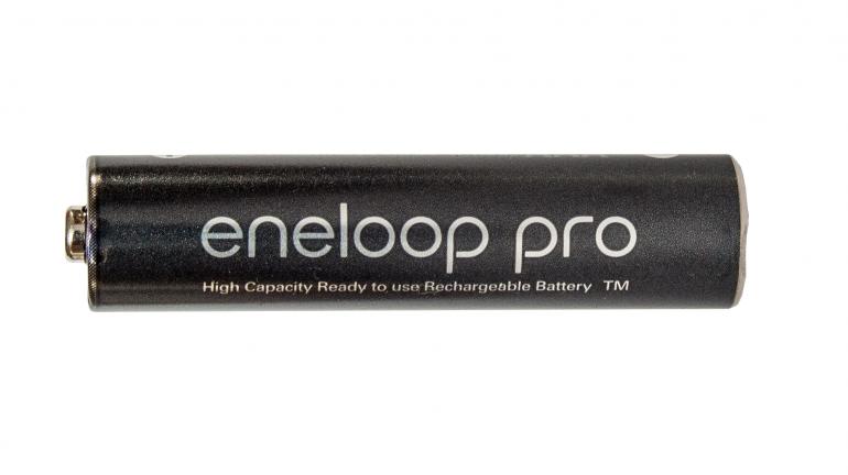 Panasonic eneloop BK-4HCDE