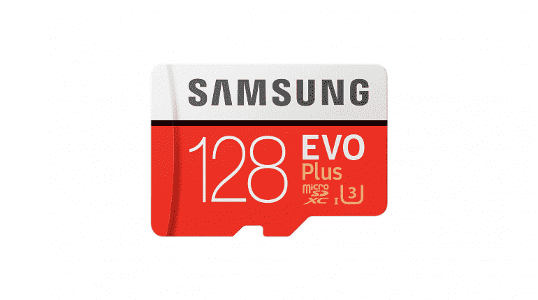 Samsung EVO Plus 128GB