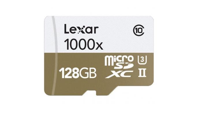 Lexar 1000x 128GB