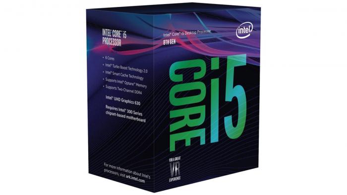 Intel Core i5-8500 3 GHz