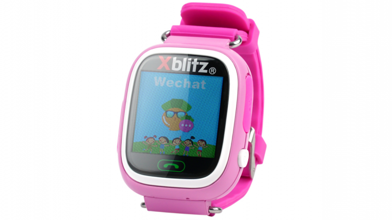 Xblitz Kids Watch GPS LoveMe
