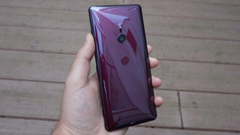 Sony Xperia XZ3 Red