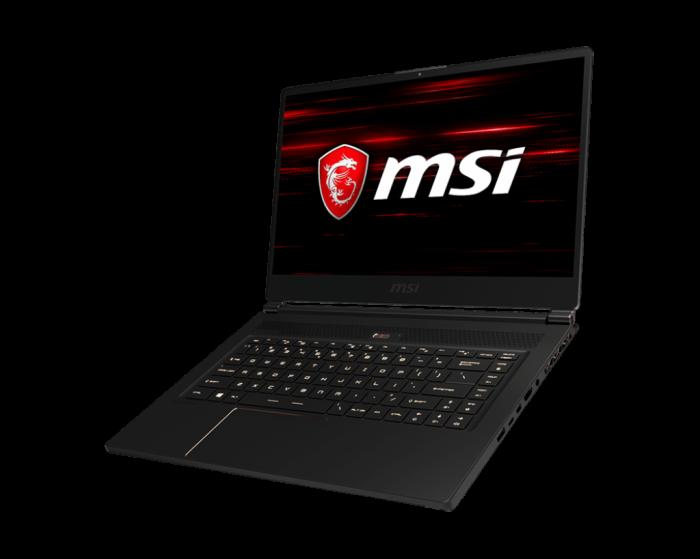 Laptop do gier typu Max-Q Design - MSI GS65 Stealth Thin
