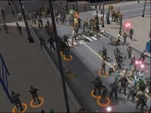 """Left Behind: Eternal Forces"" - screenshot z gry"