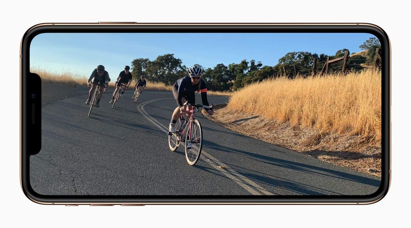 iPhone Xs Max. Fot. Apple