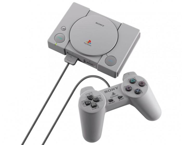 PlayStation Classic. Fot. Sony
