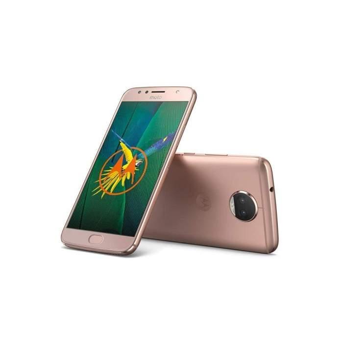 Smartfon Motorola Moto G5s Plus