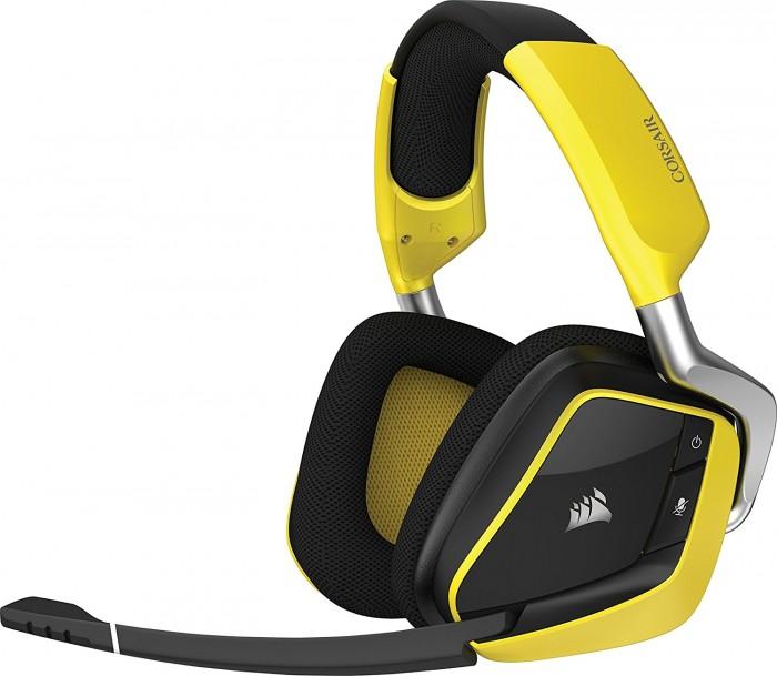 Słuchawki bezprzewodowe Corsair VOID Pro RGB