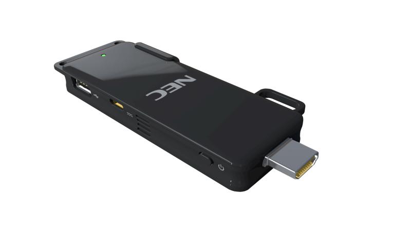 NEC MultiPresenter – brakujące ogniwo w bezprzewodowej prezentacji