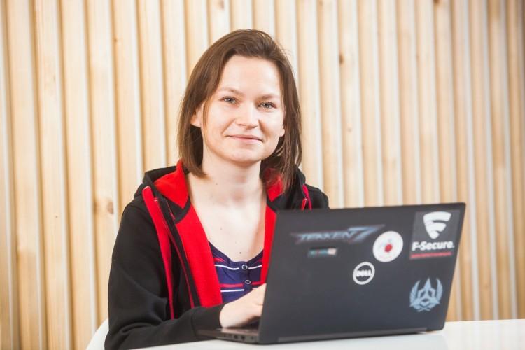 Joanna Tórz z firmy F-Secure