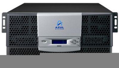 Azul 3210 - podstawowa, 2-procesorowa wersja serwera z procesorami Vega 2