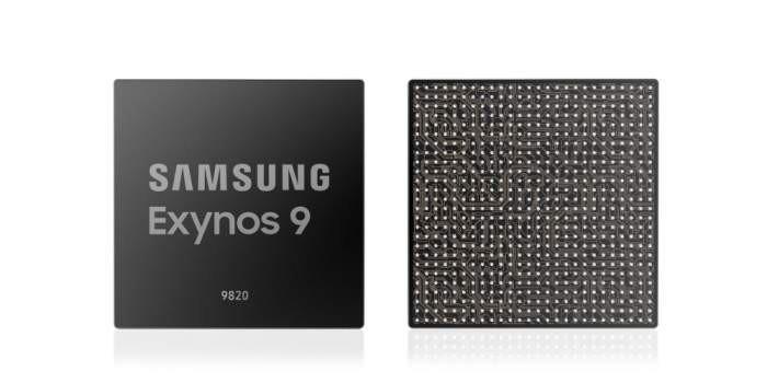 Procesor mobilny Samsung Exynos 9820
