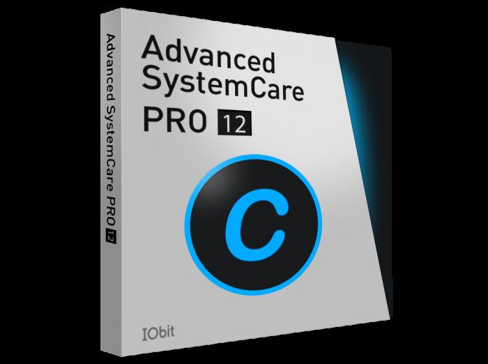IObit Advanced SystemCare 12 Pro