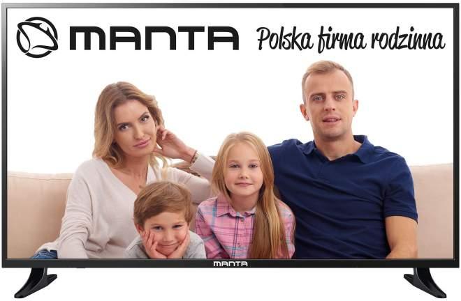 Manta 55LUA68L