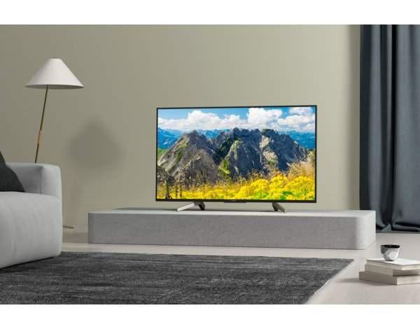 Telewizor Sony Bravia KD-65XF7596 taniej o 600 złotych!