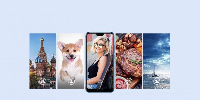 HONOR chce zapoczątkować nową erę fotografii smartfonami z ekranem FullView