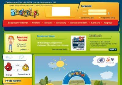 Warto zachęcać najmłodszych do odwiedzania stron takich jak www.sieciaki.pl. Nauczą się tam prostych i skutecznych sposobów na bezpieczne korzystanie z Internetu.