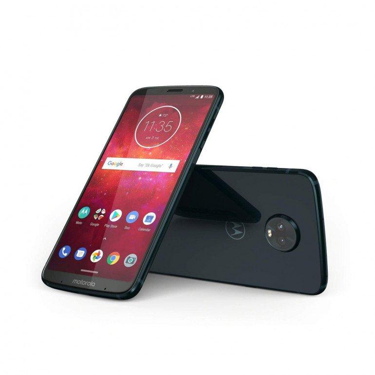 Motorola - podsumowanie i sukcesy roku 2018