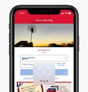 Wcięcie w ekranie smartfona iPhone Xr