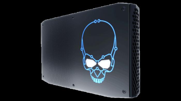 NUC Intel Hades Canyon to wyjątkowe i wydajne połączenie konstrukcji Intela i AMD