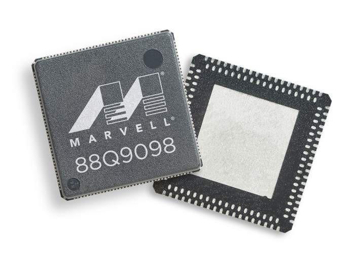 Marvell 88Q9098 - dwupasmowy chipset zgodny z 802.11ax