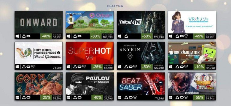 Najlepiej sprzedające się gry na Steam w 2018 roku