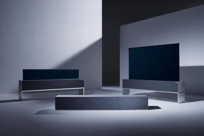 LG prezentuje zwijany telewizor OLED